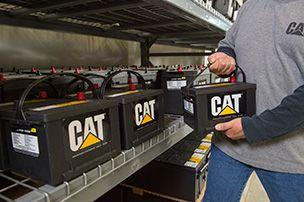 Cat-wisselstukken - Batterijen