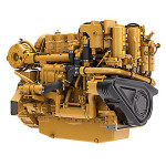 Cat hulpmotoren Marine