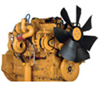 Moteur industrie Diesel C7 - C9.3