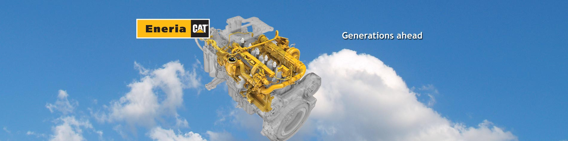 Building on decades of innovation and expertise in the field of diesel engines, Caterpillar is ahead of the game and offers the best technology.