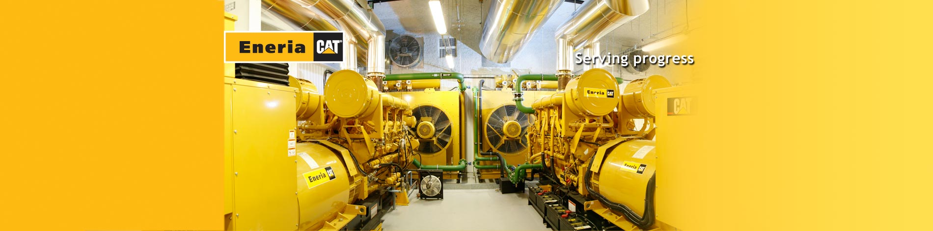 Our Caterpillar diesel generator sets are suited to a variety of applications. Our testimonials prove it.