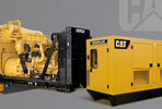 Caterpillar diesel generator sets