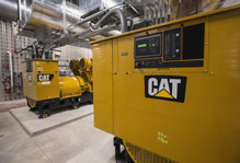 Training for Caterpillar Generator sets