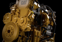 Training for Caterpillar industry engines