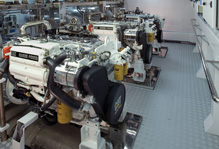 Cat® Marine engines training courses