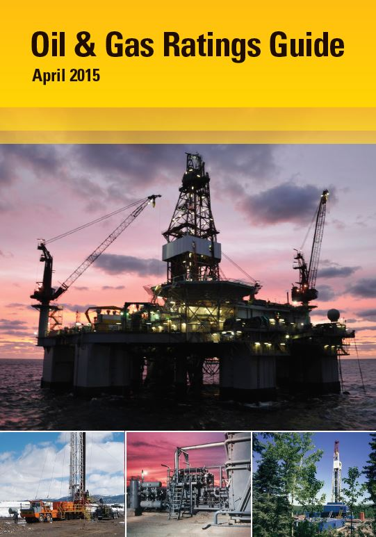 Rating guide Oil & Gas
