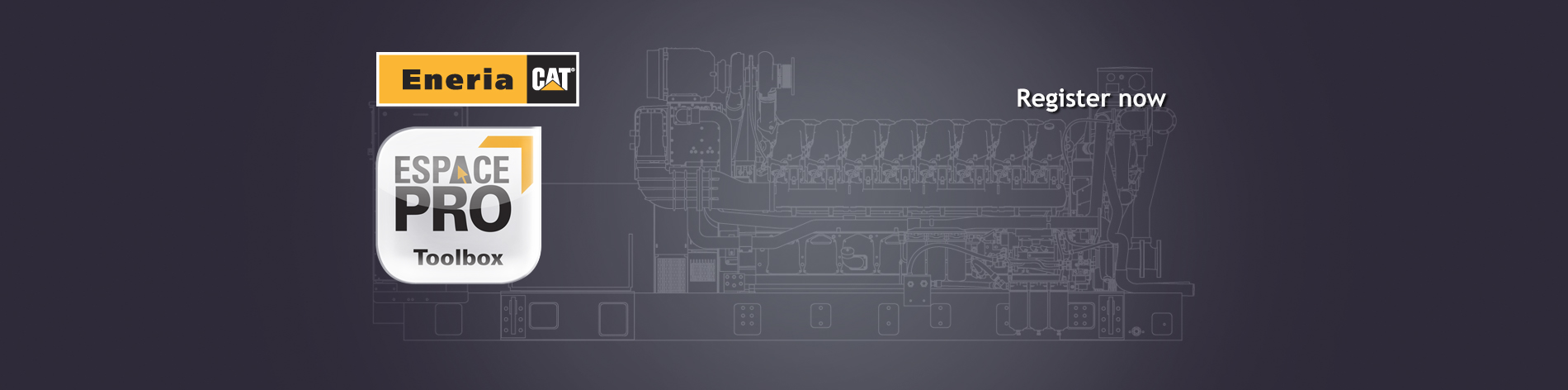 Here you will find all the necessary information to design your projects and to answer all installation questions about Cat® diesel gensets.